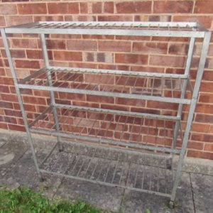 Industrial Steel Rack