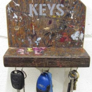 Magnetic Key Rack