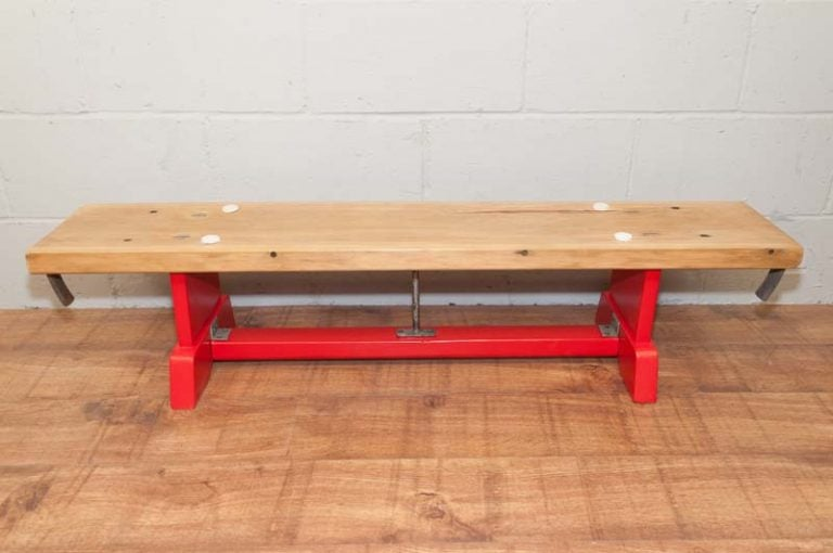 School Gym Bench